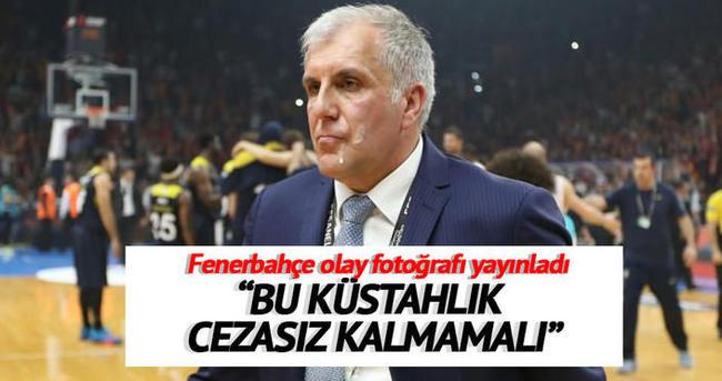 Fenerbahçe Kulübü: Bu Küstahlık Cezasız Kalmamalı