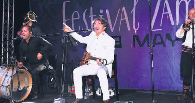 Ankaralıları müziğe doyurdu