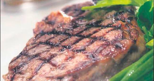 Hastalıkları yenmek için kırmızı et tüketin