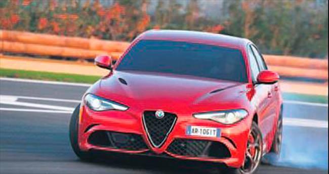 Alfa Romeo'dan lüks sedan