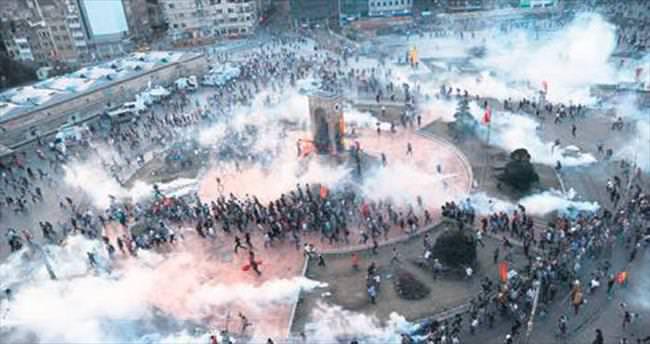 Gezi provokasyonu 3'üncü yılında