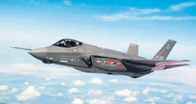 F-35'ler ABD'de hazırlanıyor