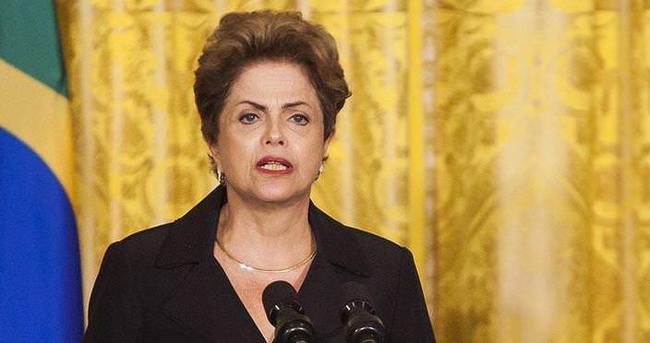 Rousseff: Görevden alındım çünkü...