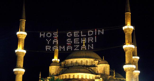 İstanbul Ramazan İmsakiyesi 2016 (İftar Saatleri ve Sahur Vakti)