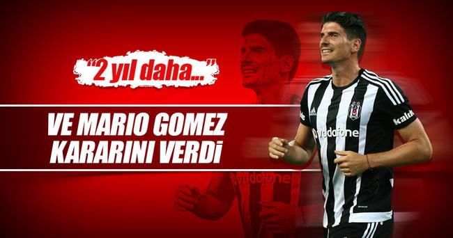 Gomez: 2 yıl daha Beşiktaş'ta kalabilirim
