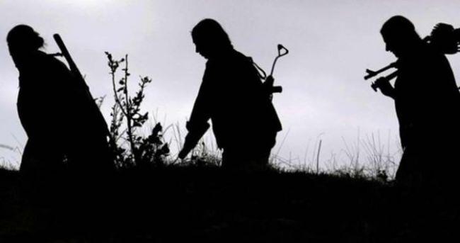 PKK'dan askeri üs bölgelerine taciz ateşi