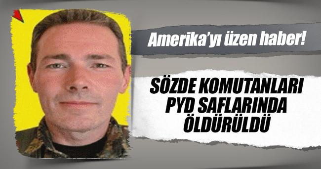 YPG'ye katılan Amerikalı çatışmada öldü