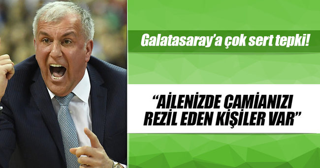 Fenerbahçe'den Galatasaray'a çok sert yanıt!