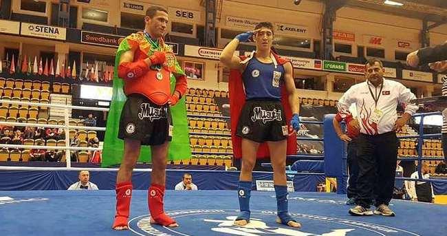 Yıldırım Oğuz, Dünya Şampiyonu oldu