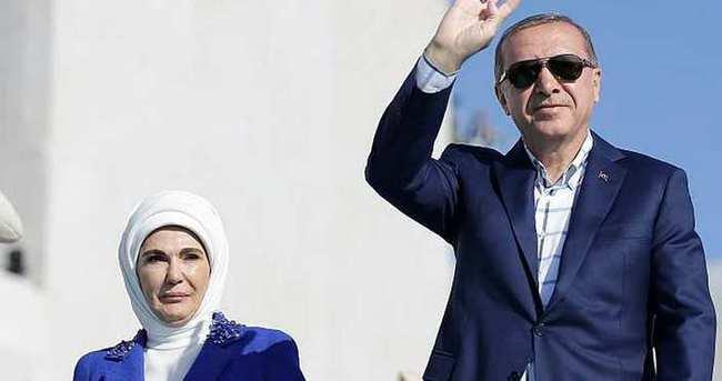 Cumhurbaşkanı Erdoğan, İzmir'e gitti