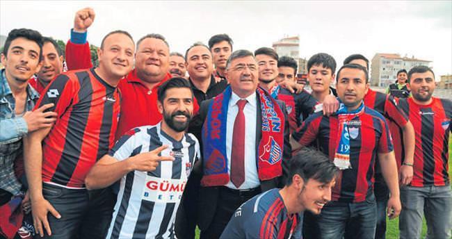 Akdoğan'dan destek çağrısı