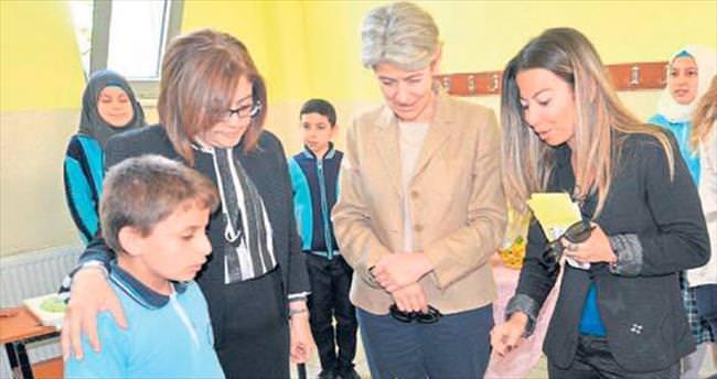 Suriyeliler için Unesco'dan övgü
