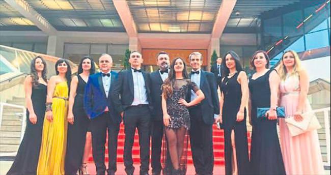 Dr. Dilara'nın galası Cannes'da yapıldı