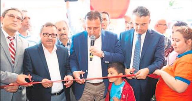 Ekomar 12'nci şubesini törenle açtı