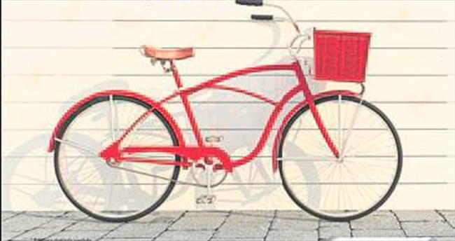 """""""Bisikletinle git hediyeni kap"""""""