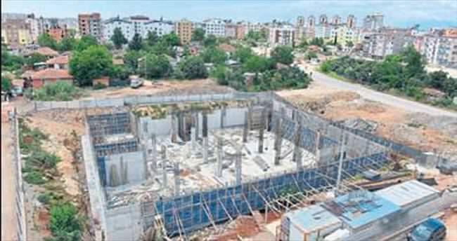 Muratpaşa'nın yeni merkezleri