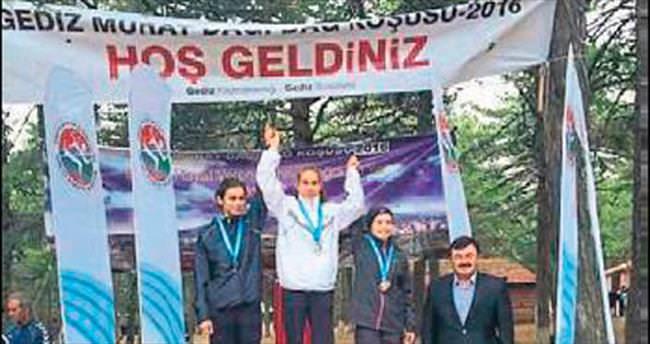 Fatma Nur Türkiye şampiyonu