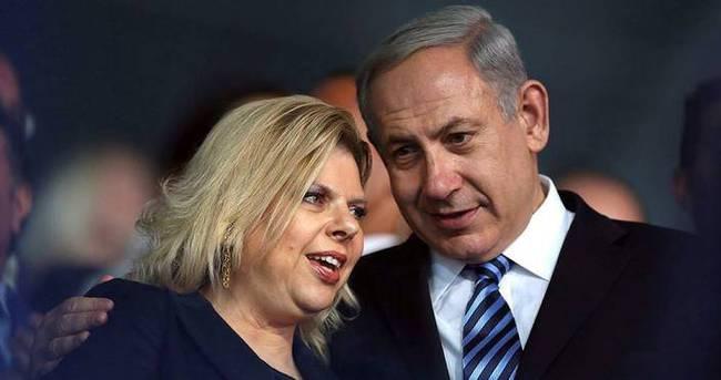Netanyahu çifti zor durumda