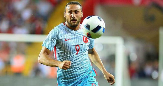 Cenk Tosun, EURO 2016 öncesi iddialı