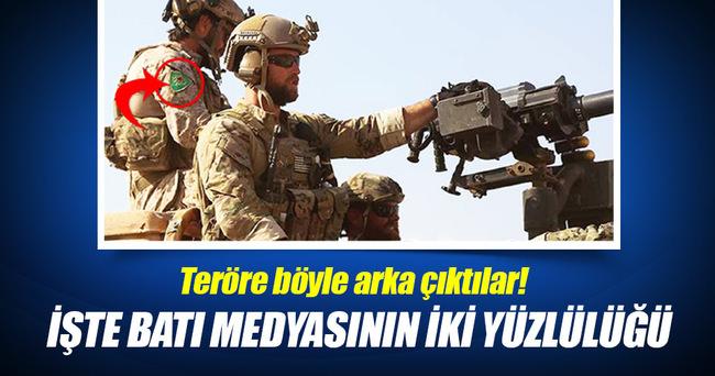 İki yüzlü 'YPG' yorumu
