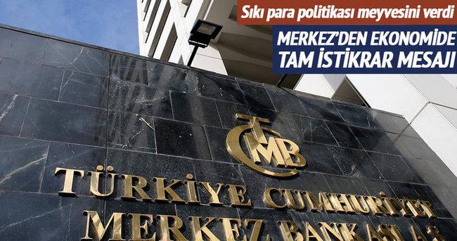Merkez Bankası finansal istikrar raporunu açıkladı