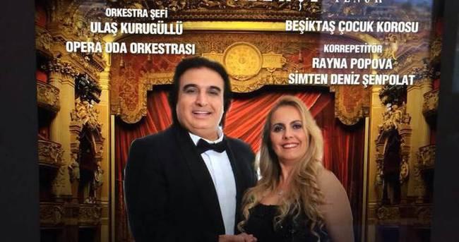 Karin Bozkurt ve Bülent Külekçi LÖSEV için sahne alacak