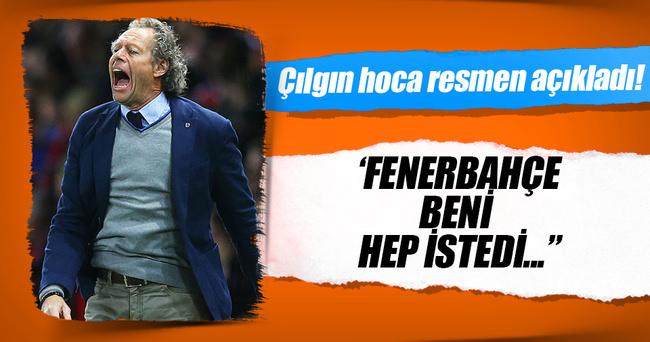 Fenerbahçe için sürpriz açıklama!