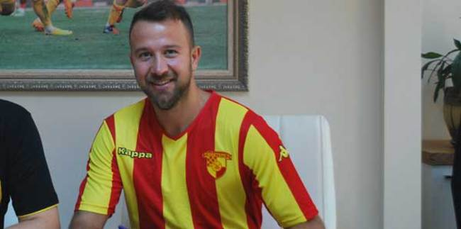 Göztepeli Giray, Sivasspor yolunda