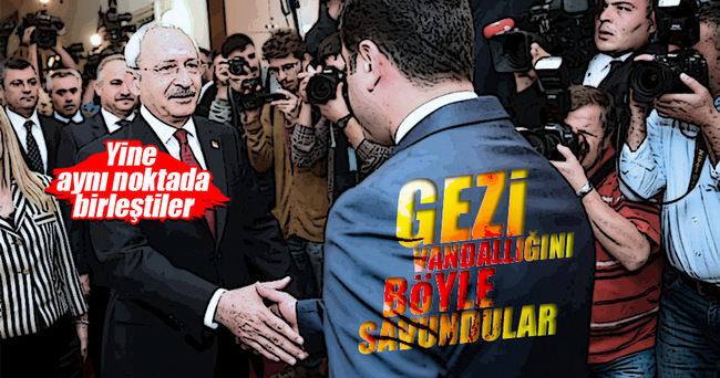 Demirtaş ve Kılıçdaroğlu yine aynı noktada birleşti