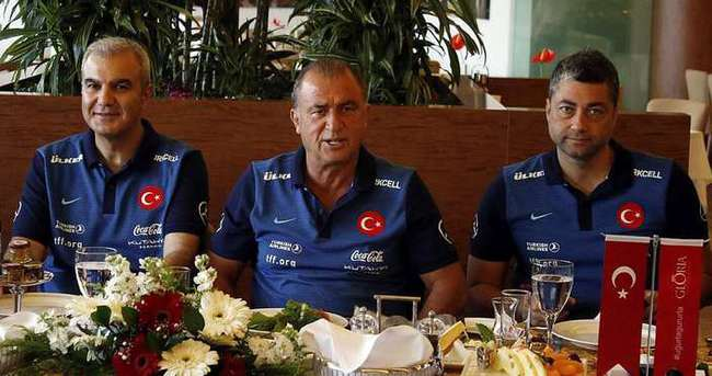 Serdar Aziz, EURO 2016'da yok!