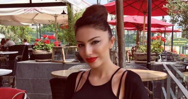 Ünlü manken Tuğçe Aral ilk single'ı çıkarttı