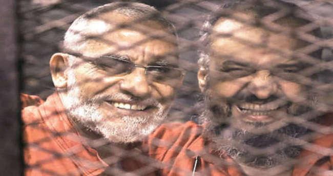 Mısır'da Muhammed Bedii'ye müebbet