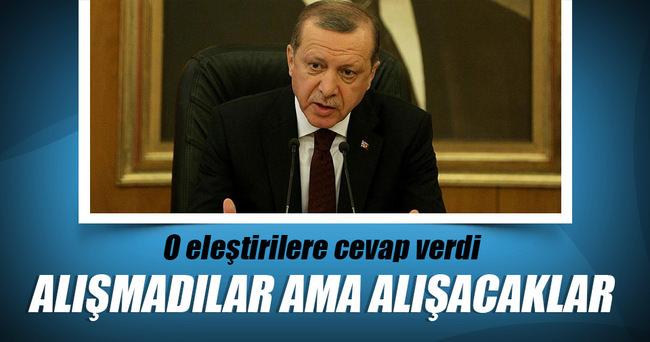 Cumhurbaşkanı Erdoğan: Merkel elimizden geleni yapacağız dedi