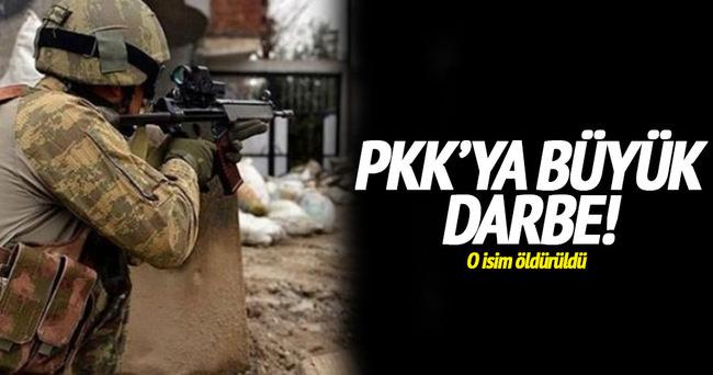 PKK'lı Veysi Akgün öldürüldü
