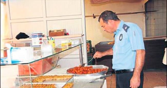 Aksu'da zabıtadan Ramazan denetimi