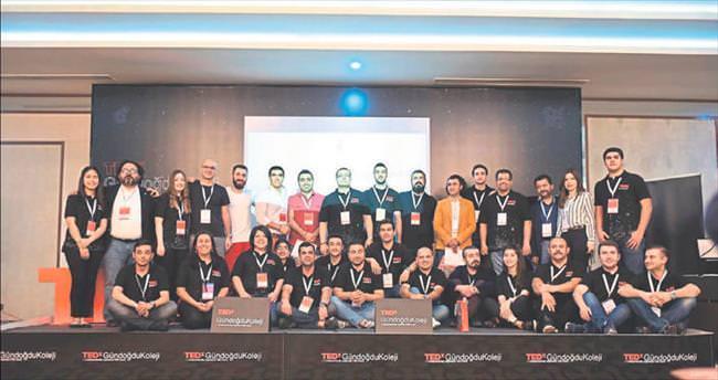 Gündoğdu'da TEDx rüzgârı