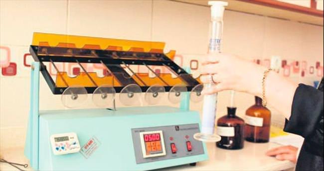 Ankara fırınlarında laboratuvar sistemi