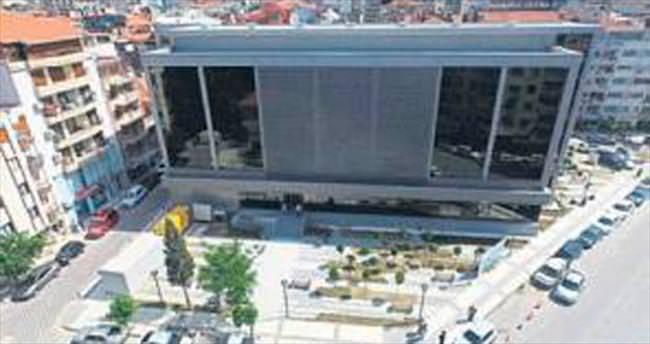 Manisa'da otopark heyecanı