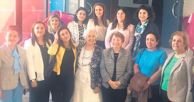 Üretime kadın desteği