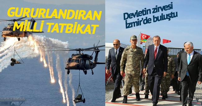 Türkiye'nin gurur tablosu