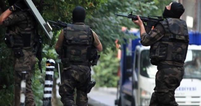 Kütahya'da PKK operasyonu: 13 gözaltı