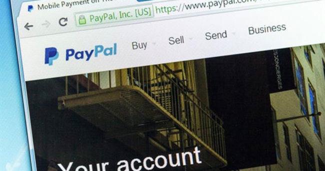 PayPal'dan şok karar