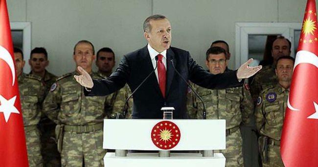 Cumhurbaşkanı Erdoğan: Göklerdeki onur ve gurur kaynağımız