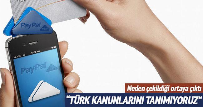 PayPal Türkiye'den neden çekildi