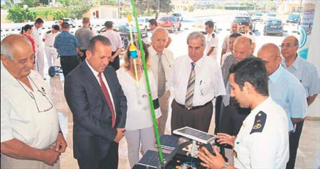 Bakan Ataoğlu'na çalışmalar anlatıldı