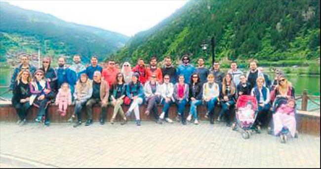 İşadamlarından Karadeniz turu