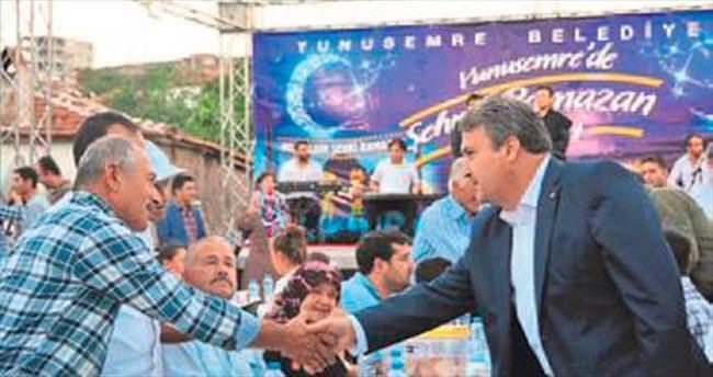 Başkan Çerçi'den Ramazan daveti