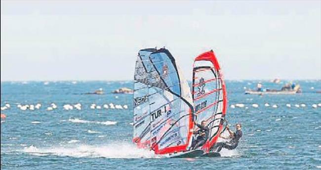 Windsurf Ligi başlıyor
