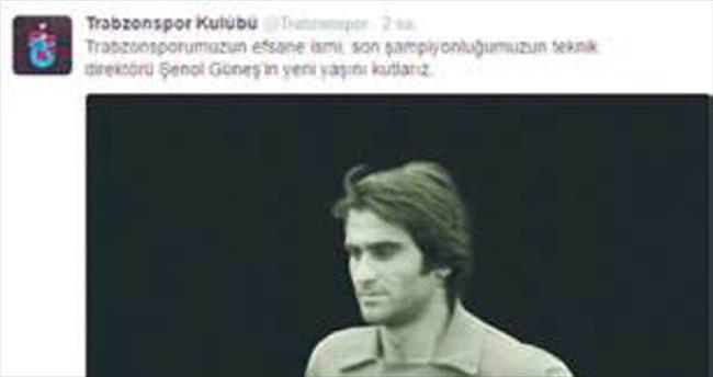 Trabzonspor'dan imalı kutlama!