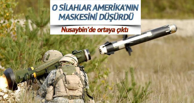 ABD silahları Nusaybin'den çıkıyor
